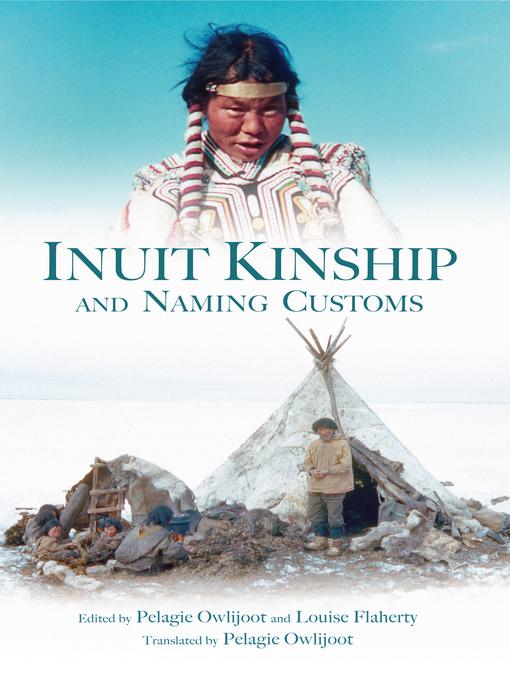 Cover of Inuit Kinship and Naming Customs