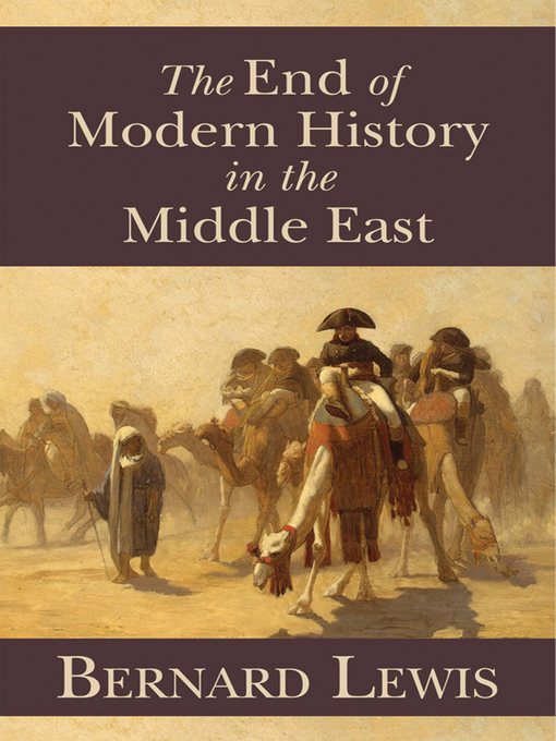history of modern middle east essay