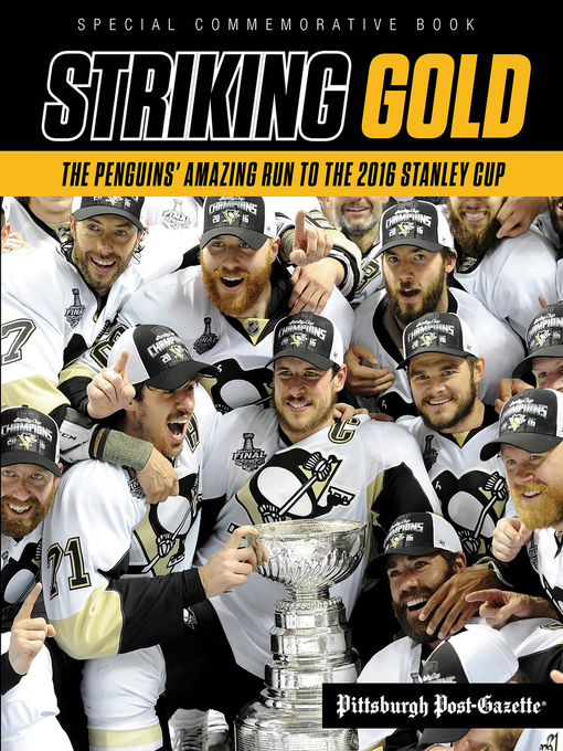 Cover of Striking Gold