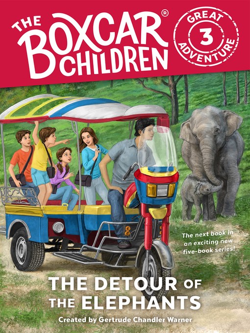 Title details for The Detour of the Elephants by Gertrude Chandler Warner - Available