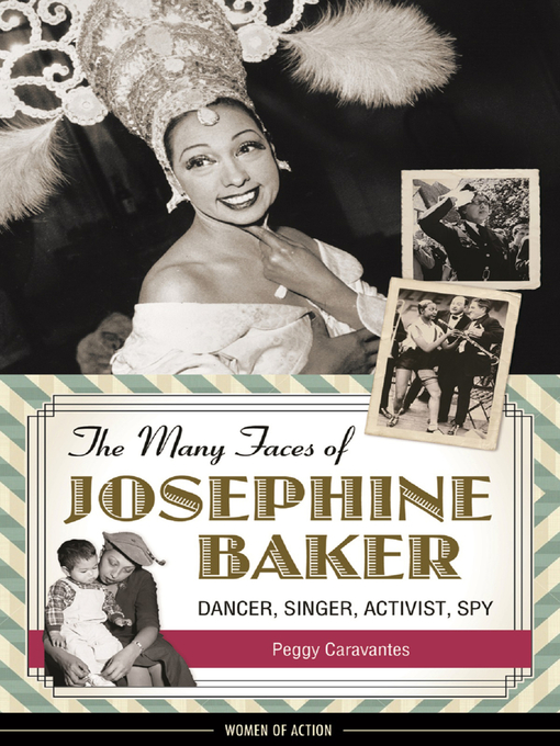 Cover of The Many Faces of Josephine Baker