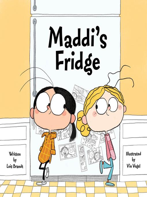 Maddi's Fridge book cover