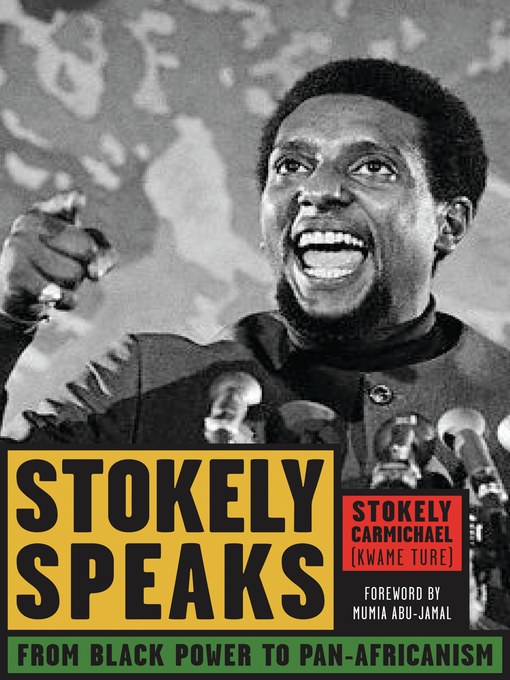 Title details for Stokely Speaks by Stokely Carmichael (Kwame Ture) - Available