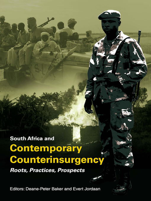 Cover of South Africa and Contemporary Counterinsurgency