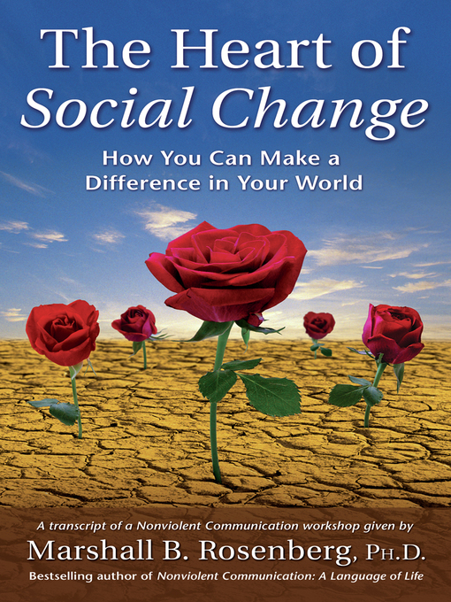 Cover image for The Heart of Social Change