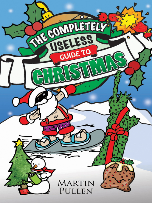 Title details for The Completely Useless Guide to Christmas by Martin Pullen - Wait list
