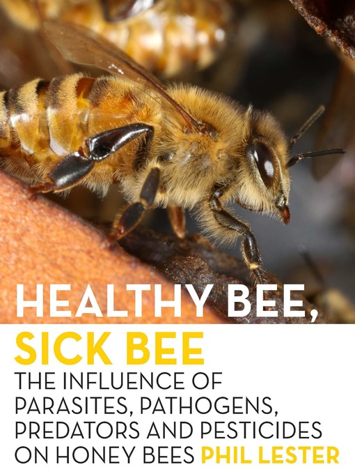 Title details for Healthy Bee, Sick Bee by Phil Lester - Available