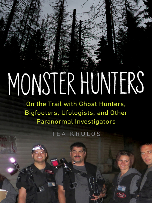 Title details for Monster Hunters by Tea Krulos - Available