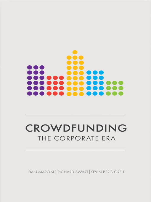 Title details for Crowdfunding by Dan Marom - Available