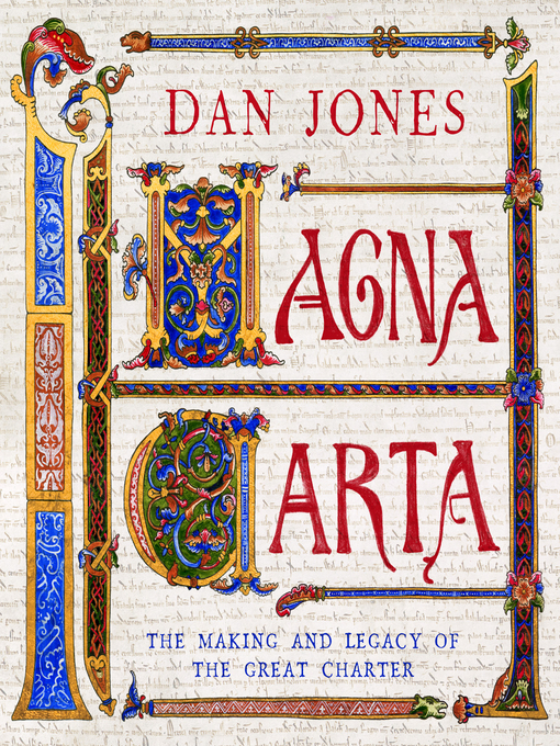 Title details for Magna Carta by Dan Jones - Available