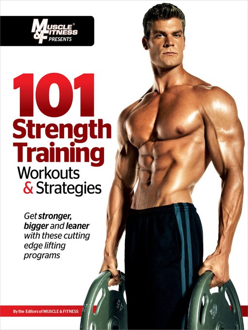 Cover of 101 Strength Training Workouts & Strategies