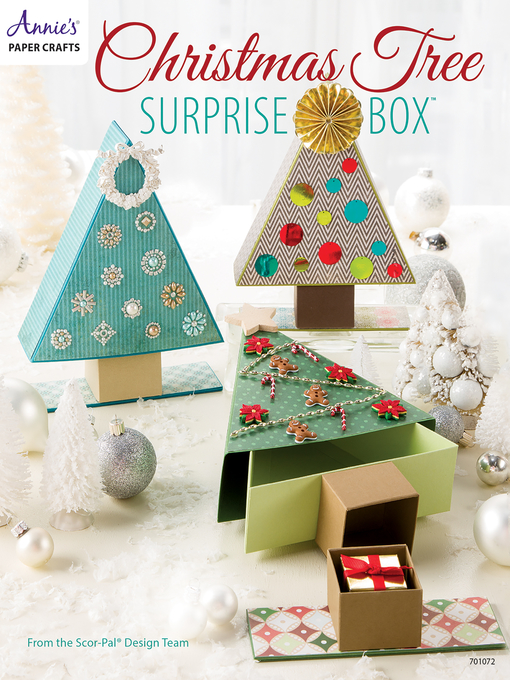 Title details for Christmas Tree Surprise Box by Diana Crick - Available
