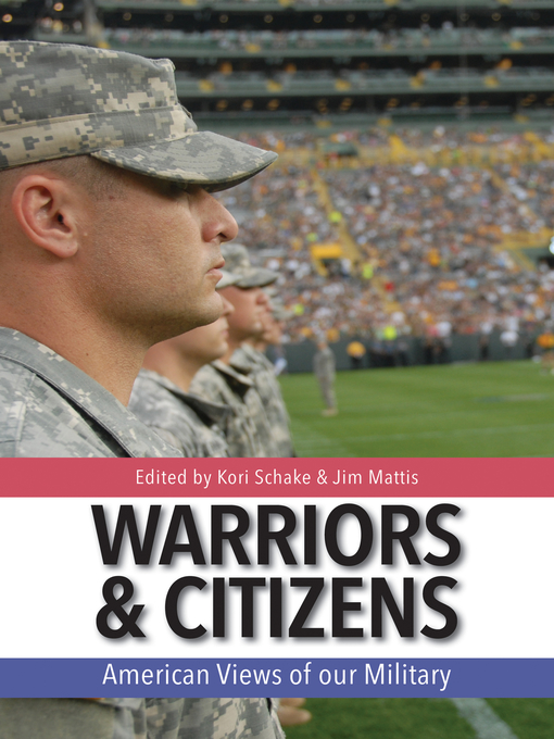 Cover of Warriors and Citizens