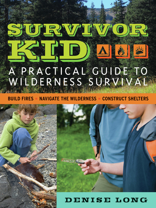Cover of Survivor Kid