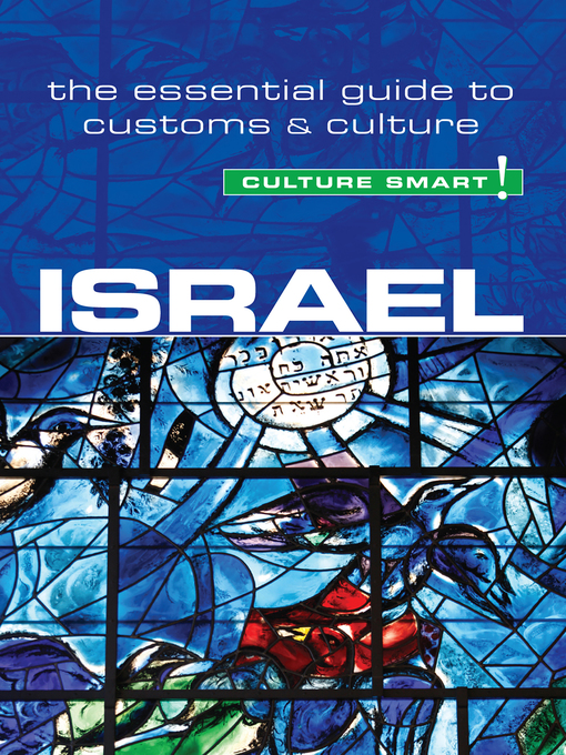 Cover of Israel--Culture Smart!