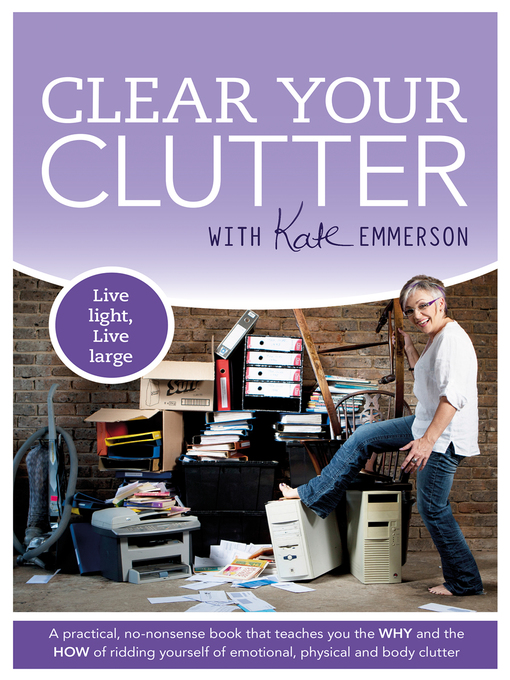 Cover of Clear Your Clutter