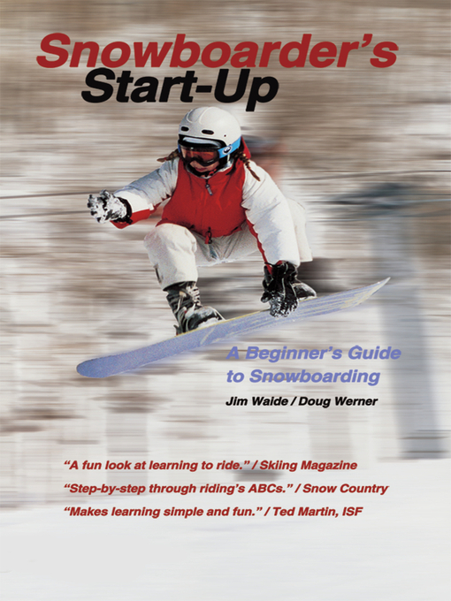 Title details for Snowboarder's Start-Up by Doug Werner - Available