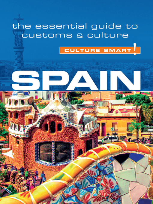 Cover of Spain--Culture Smart!