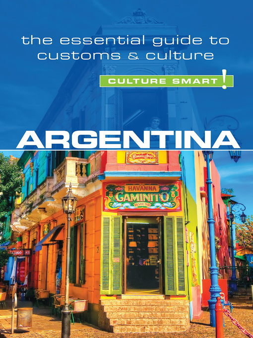 Argentina culture smart toronto public library overdrive title details for argentina culture smart by robert hamwee wait list reheart Image collections