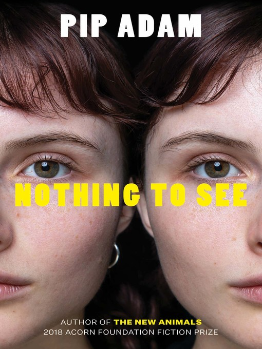 Title details for Nothing to See by Pip Adam - Available