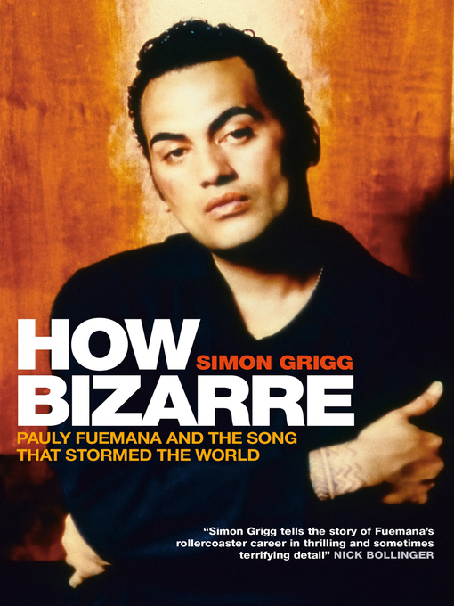 Title details for How Bizarre by Simon Grigg - Available