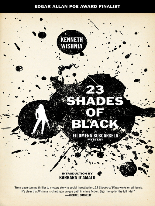Title details for 23 Shades of Black by Barbara D'Amato - Available
