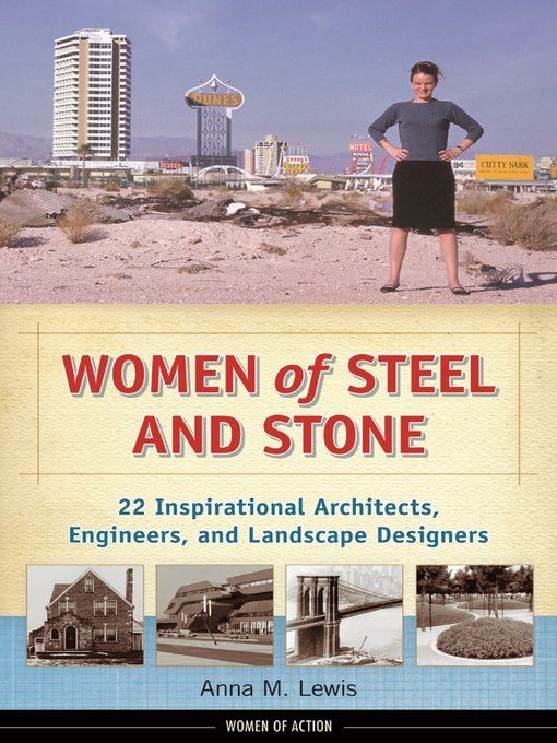Title details for Women of Steel and Stone by Anna Lewis - Available
