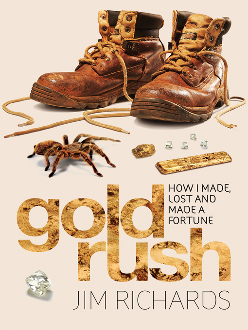 Title details for Gold Rush by Jim Richards - Wait list