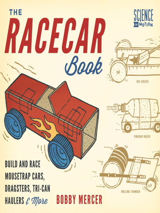 Title details for The Racecar Book by Bobby Mercer - Available