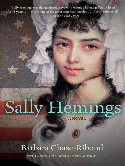 Cover image for Sally Hemings