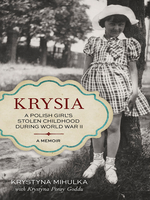 Title details for Krysia by Krystyna Mihulka - Available