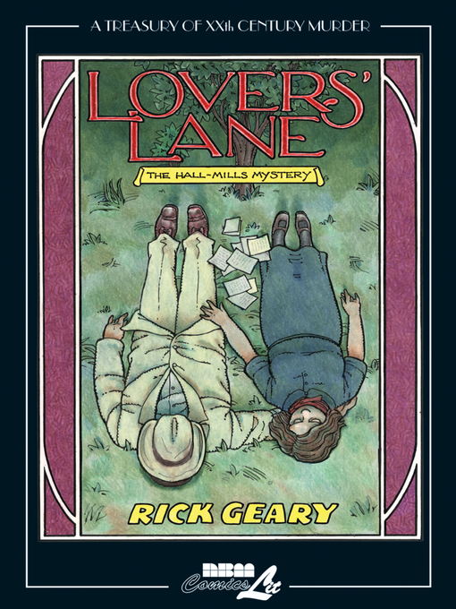 Title details for Lovers' Lane by Rick Geary - Available