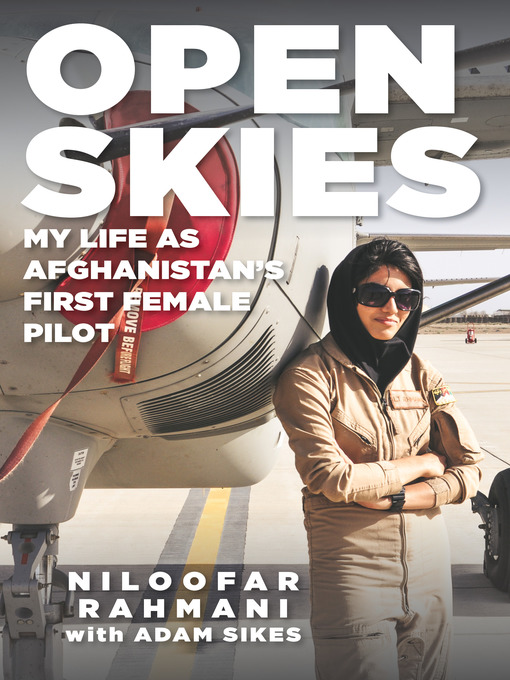 Title details for Open Skies by Niloofar Rahmani - Available
