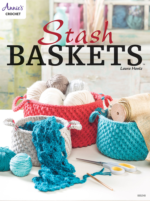 Title details for Stash Baskets by Annie's - Available