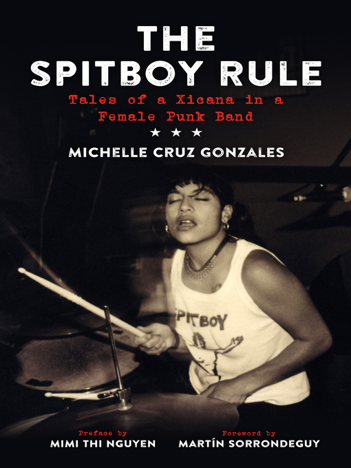 Title details for The Spitboy Rule by Michelle Gonzales - Wait list