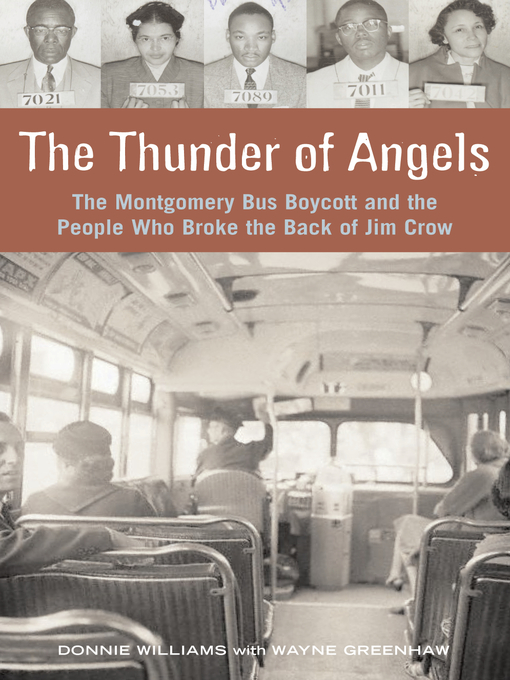 Title details for The Thunder of Angels by Donnie Williams - Available