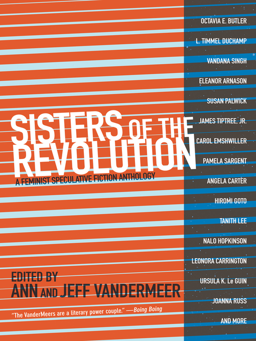 Title details for Sisters of the Revolution by Ann VanderMeer - Available