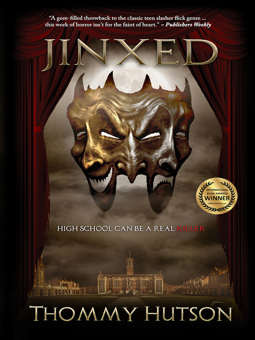 Title details for Jinxed by Thommy Hutson - Available