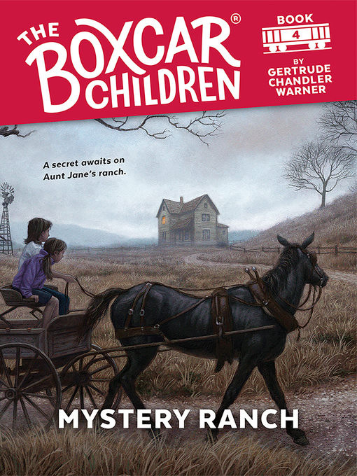 Cover of Mystery Ranch