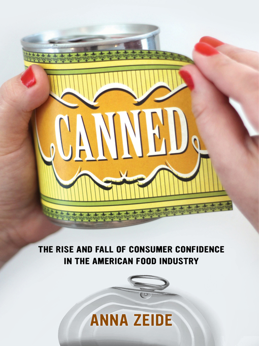 Title details for Canned by Anna Zeide - Wait list