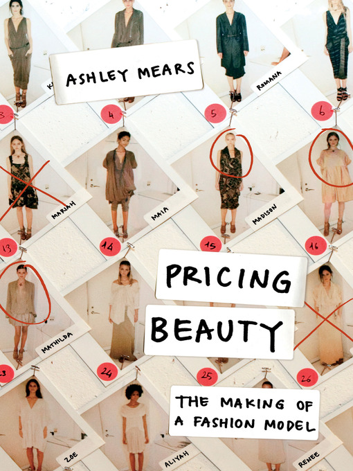 Title details for Pricing Beauty by Ashley Mears - Available