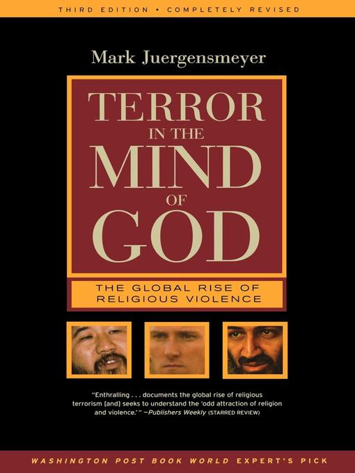 terrorism in the mind of god essay Terror in the mind of god essays 123 creative writing institute in dubai walne zgromadzenie członków spółdzielni mieszkaniowej pod dachem w szczecinie 2017 r.