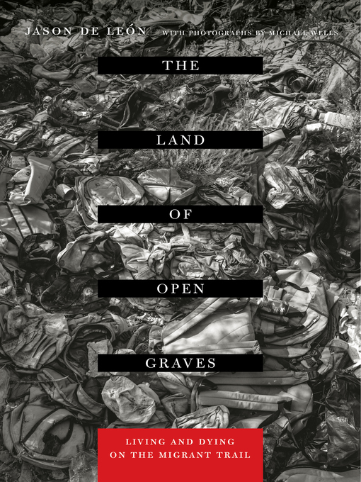 The Land of the Open Graves book cover
