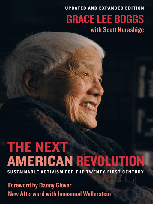 Title details for The Next American Revolution by Grace Lee Boggs - Available