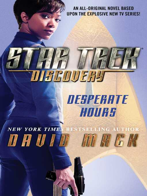 Title details for Star Trek by David Mack - Wait list
