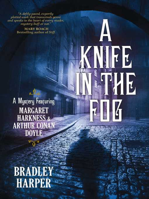 Title details for A Knife in the Fog by Bradley Harper - Wait list