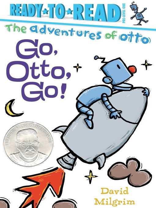 Title details for Go, Otto, Go! by David Milgrim - Wait list