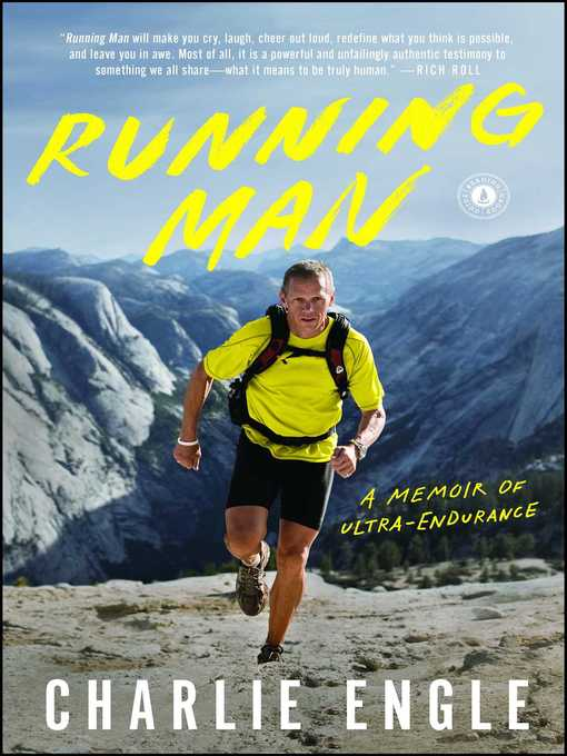 Title details for Running Man by Charlie Engle - Available
