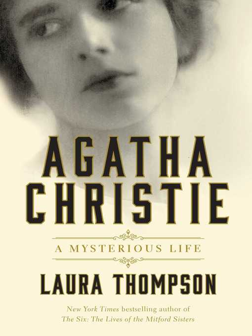 Title details for Agatha Christie by Laura Thompson - Wait list