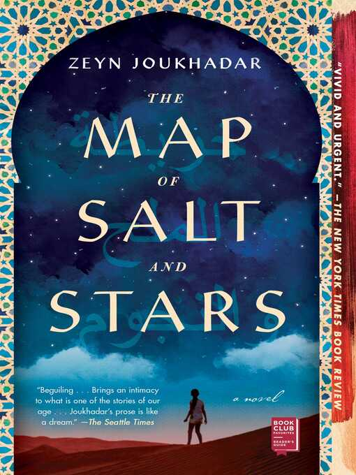 Title details for The Map of Salt and Stars by Zeyn Joukhadar - Wait list